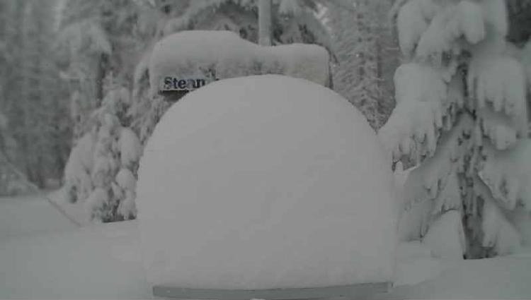 Steamboat Powdercam at 9:13am MST 24 November 2014