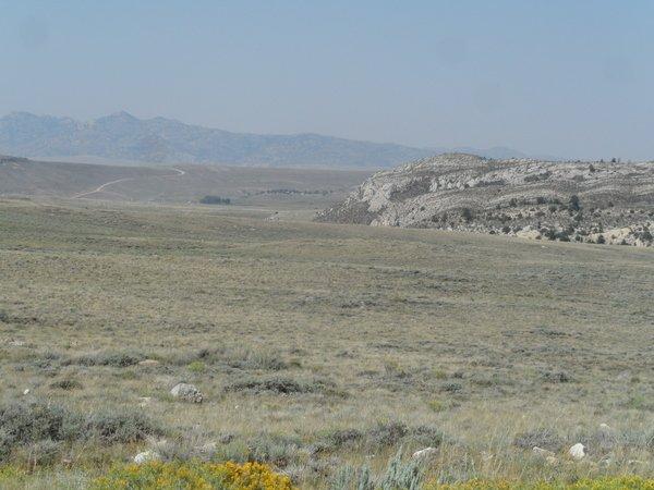 Bighorn Mountain Range
